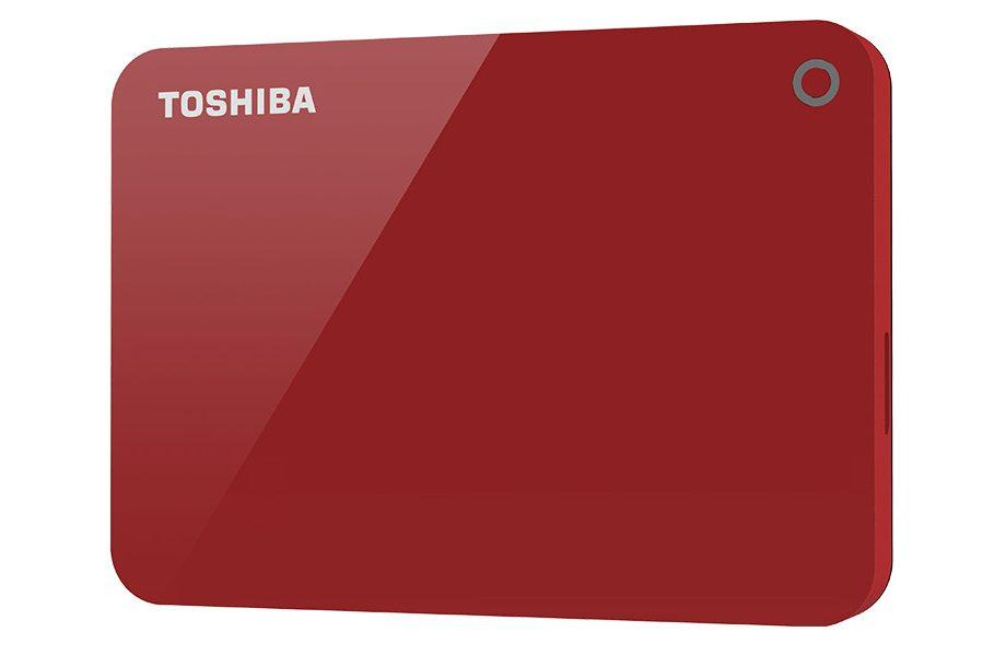 Ổ cứng HDD Toshiba Canvio Advance Backup 2.5