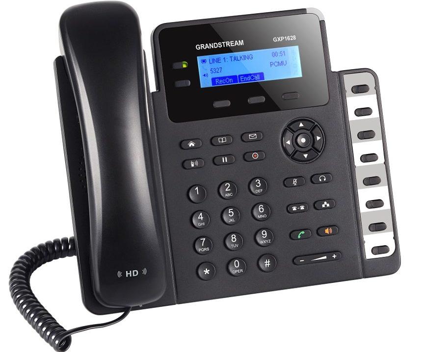 Điện thoại bàn IP GXP1628