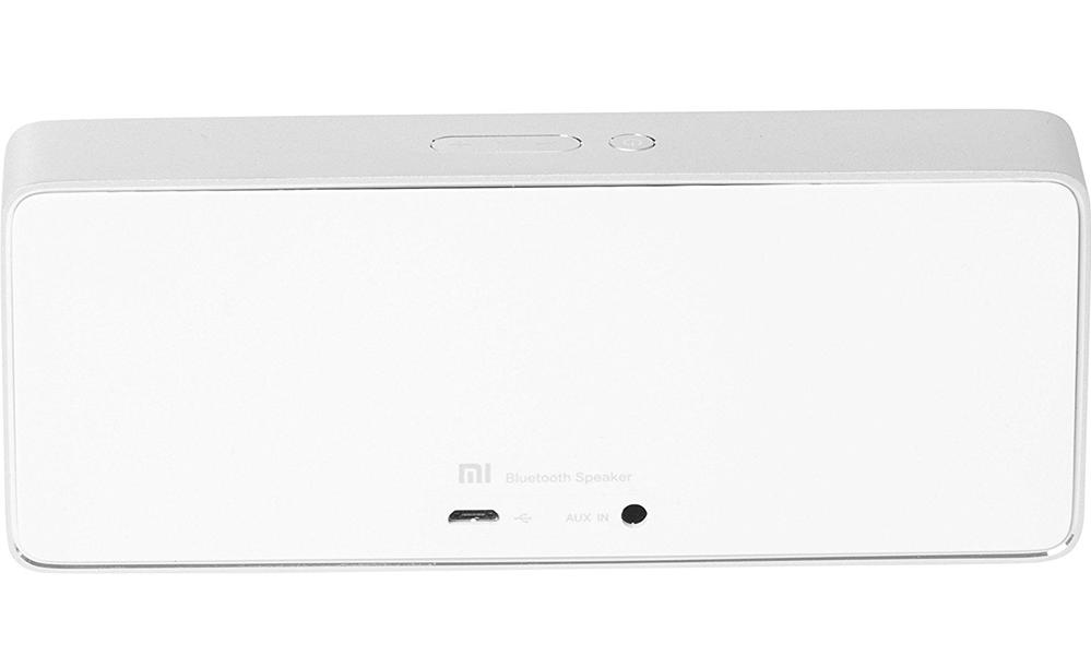 Loa Bluetooth Xiaomi Mi Basic 2 (Trắng) thiết kế nhỏ gọn và sang trọng