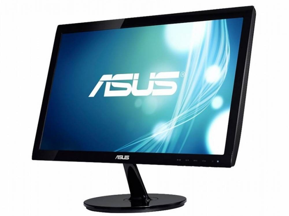 Màn hình LCD Asus 19.5'' VS207DF chất lượng cao và thân thiện với môi trường