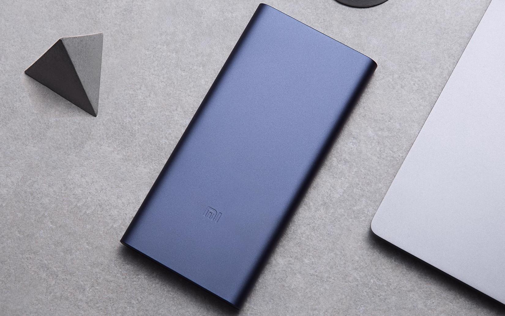 Pin sạc dự phòng Xiaomi Mi 2S 10000mAh (Bạc)