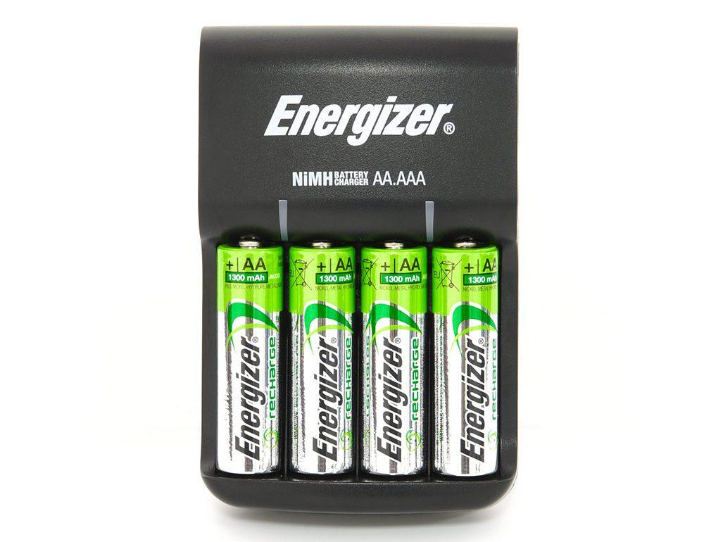Đánh giá bộ sạc pin Energizer (AA-1300)-CHVC4