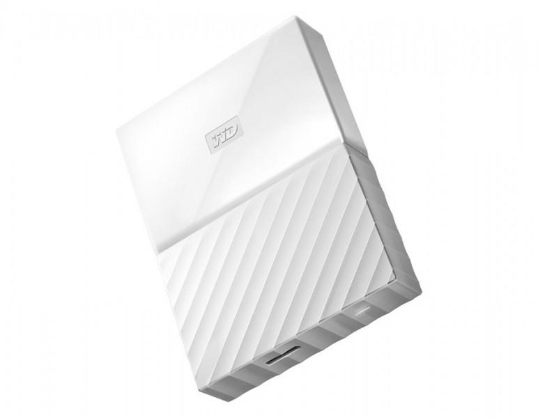 "Ổ cứng HDD WD 1TB Passport 2.5"", 3.0 (Trắng)"