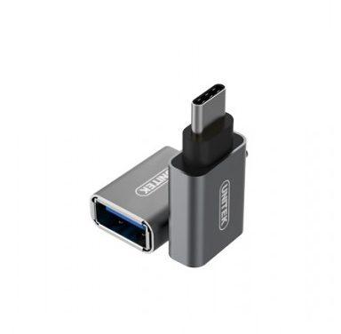 Đầu đổi Type C to USB 3.0 Unitek Y-A025