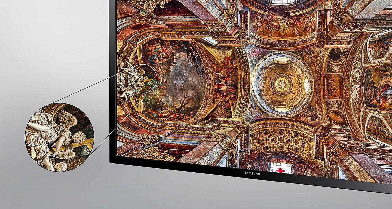 Màn hình LCD Samsung 28'' LU28E590DS/XV