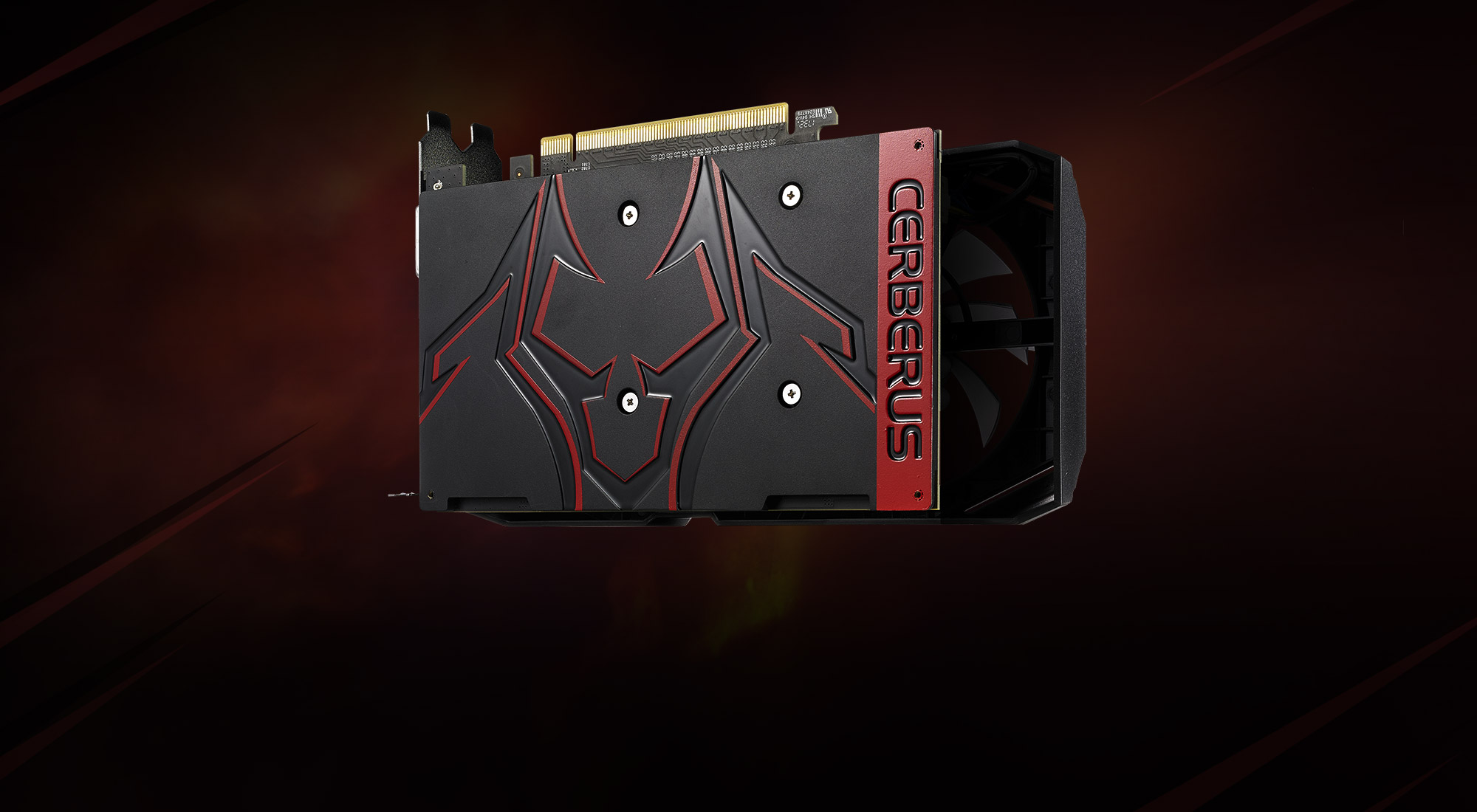 Card màn hình Asus CERBERUS-GTX1050TI-A4G