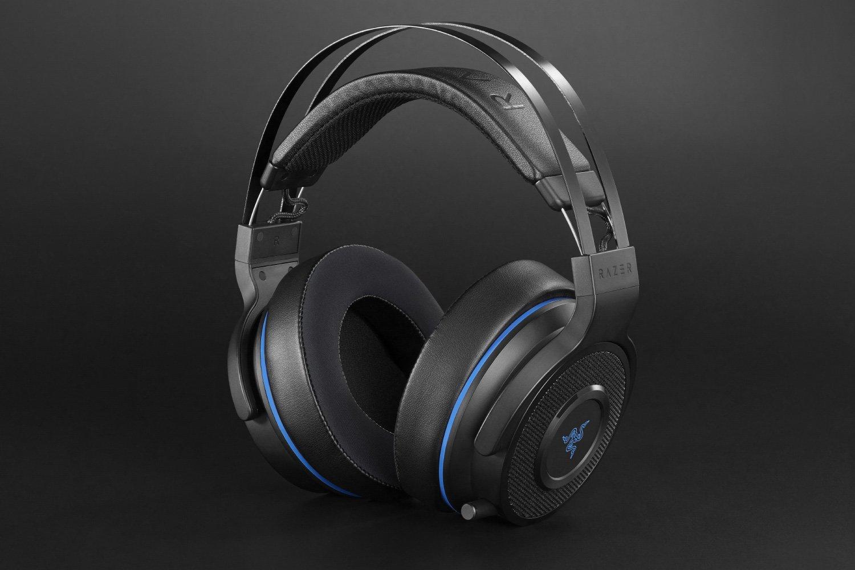 Đệm tai dành cho tai nghe Razer Kraken V2 - Round (RC30-02050300-R3M1)