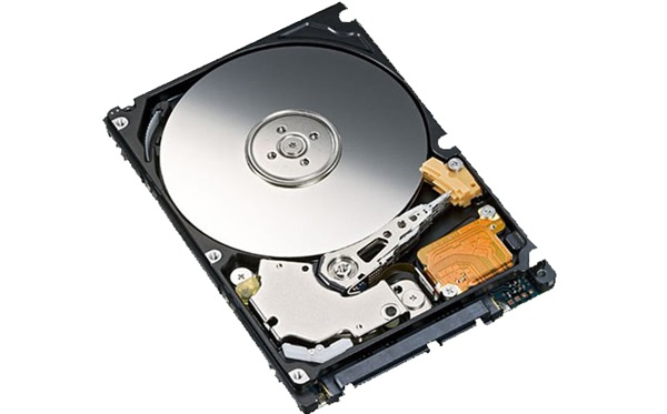Ổ cứng HDD HGST 2.5 inch có dung lượng lên tới 500GB (5400rpm)