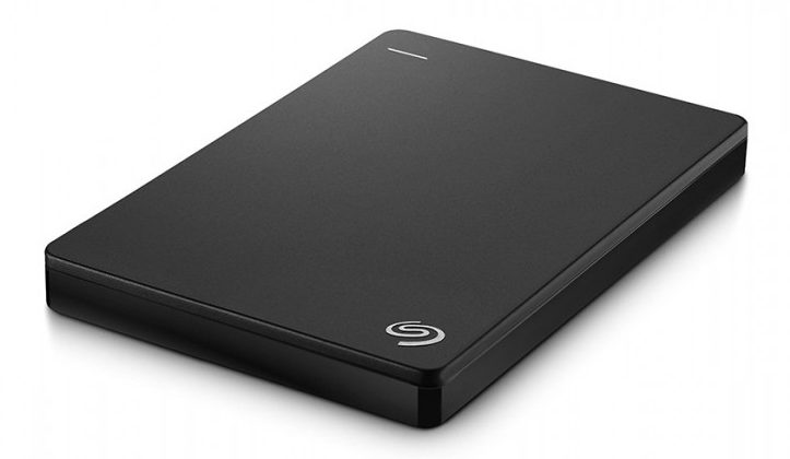 Ổ cứng HDD Seagate 4TB Backup Plus 3.0, 2.5'' (Đen)