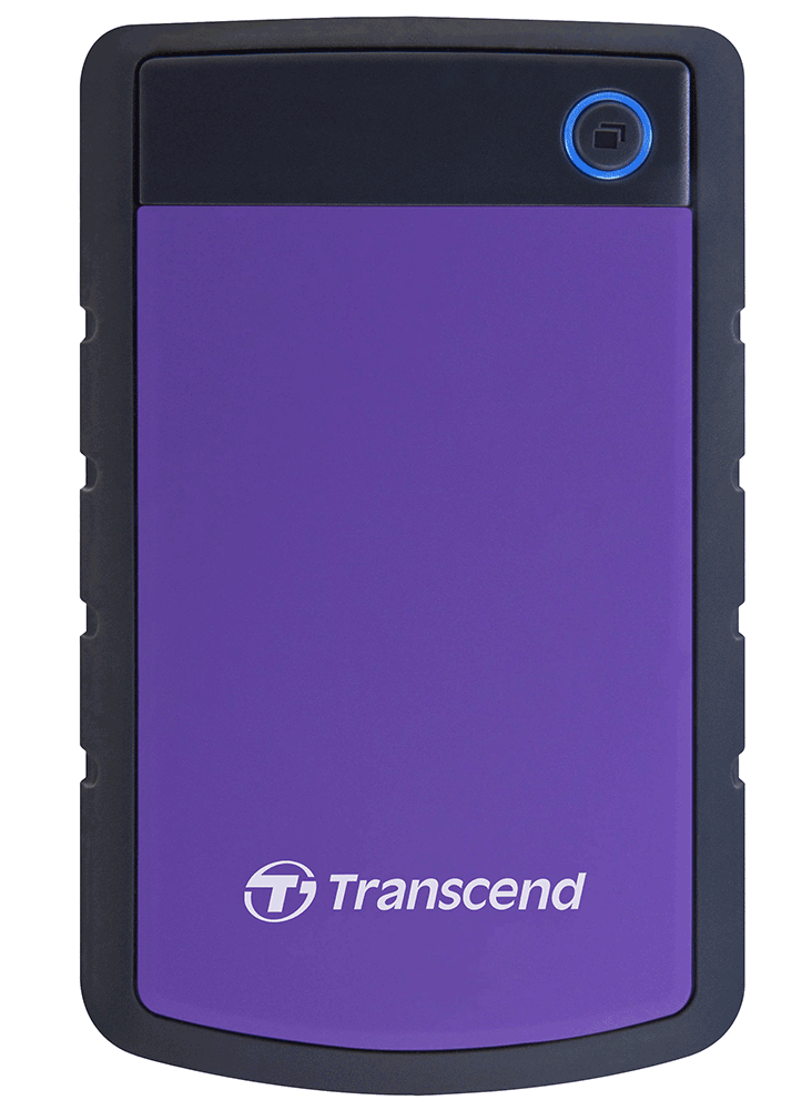 Ổ cứng HDD Transcend 500GB StoreJet H3+Box 2.5inch
