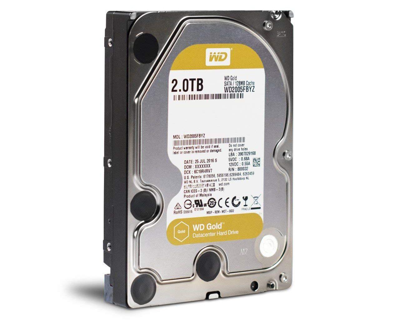 ổ cứng HDD WD2005FBYZ
