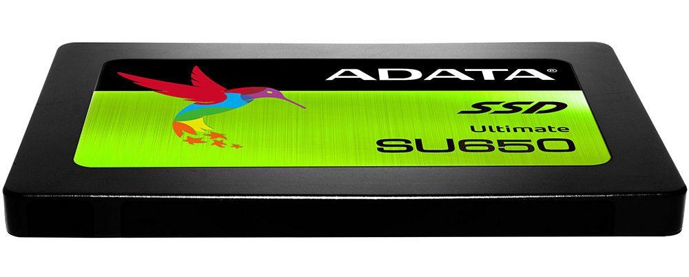 Ổ cứng SSD Adata 240GB Sata III (ASU650SS-240GT-C)