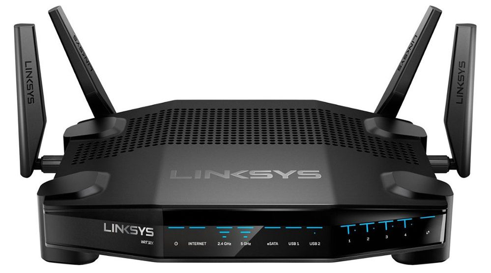 Router Wifi Linksys WRT32X
