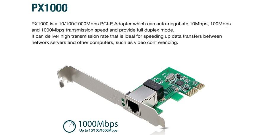 Adapter ToToLink PX1000 - Phong Vũ