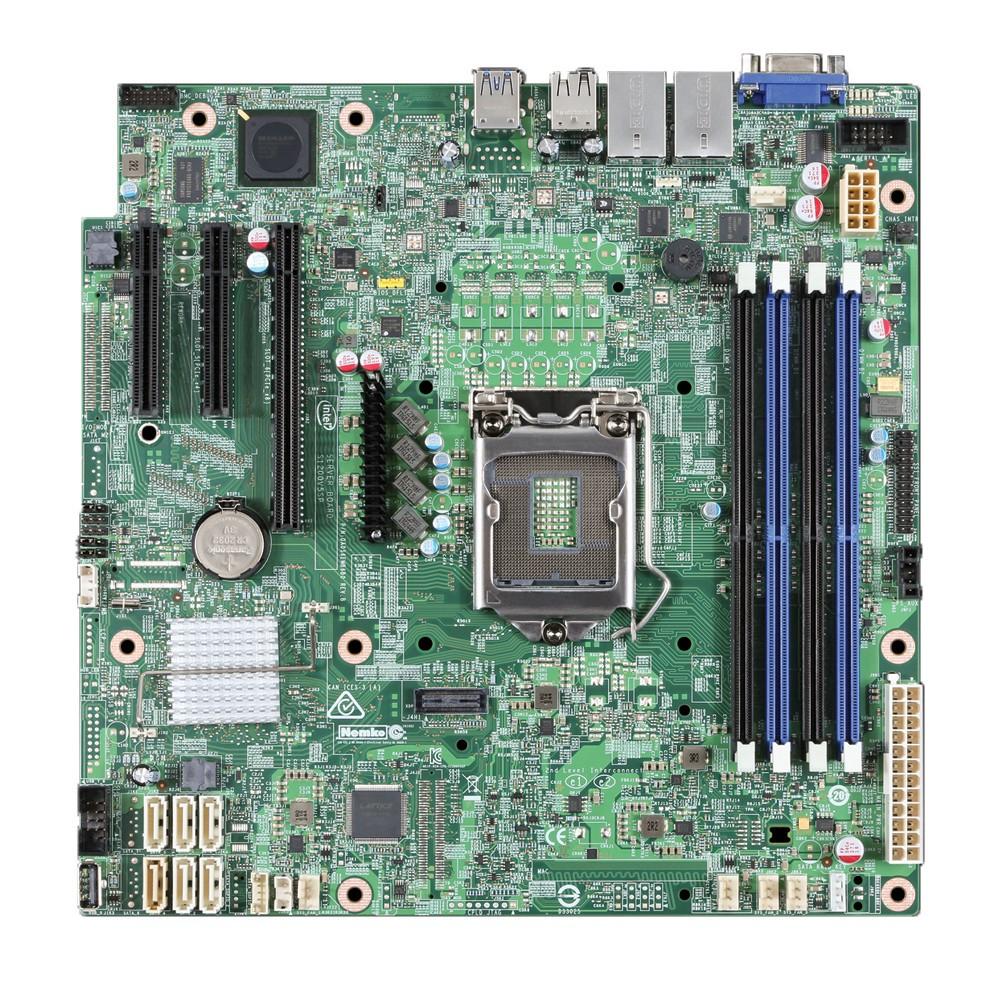 Bo mạch chủ Intel S1200 SPSR