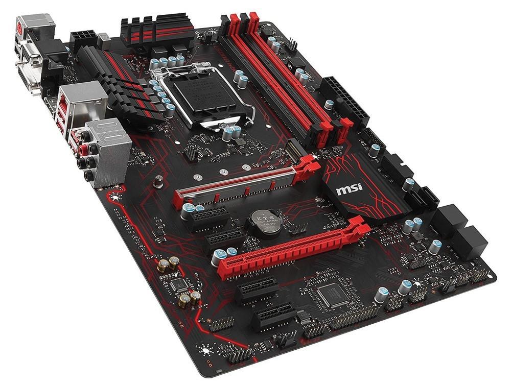 Bo mạch chủMSI Z270 Gaming Plus