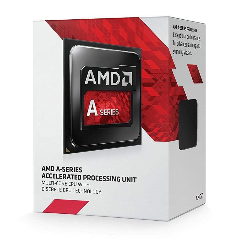 CPU AMD A8 7600