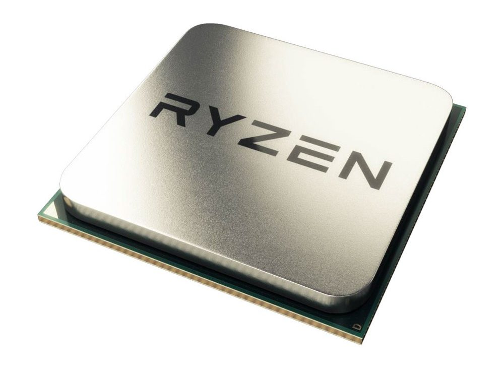 CPU AMD Ryzen 5 2600X (3.6 4.2 GHz)