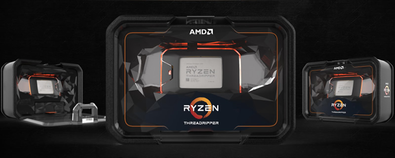 CPU AMD Ryzen Threadripper 2990WX Processor (32-Core, 64-Thread, 4.2GHz Max Boost)