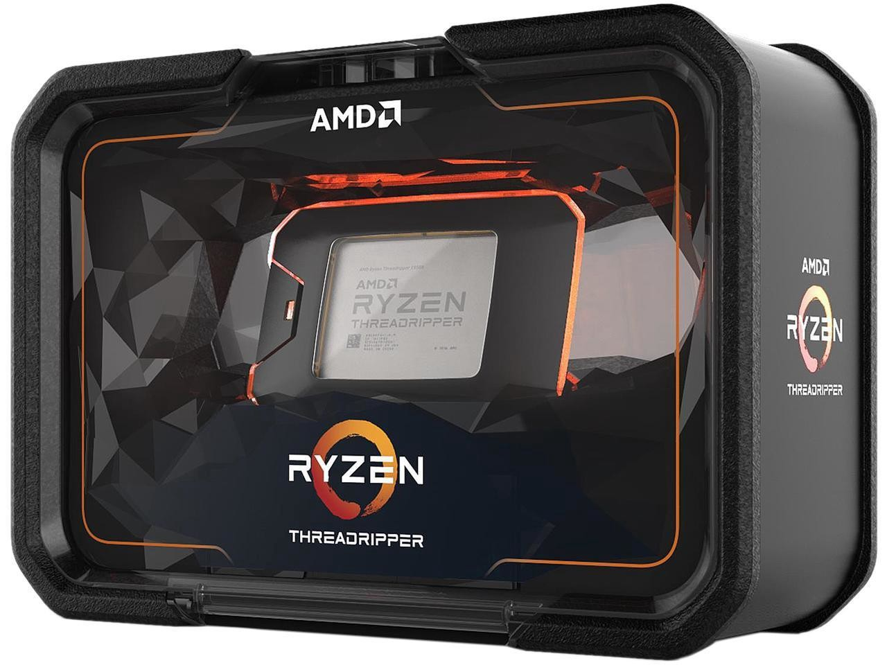 CPU AMD Ryzen Threadripper 2970WX Processor (24-Core, 48-Thread, 4.2 GHz Max Boost)