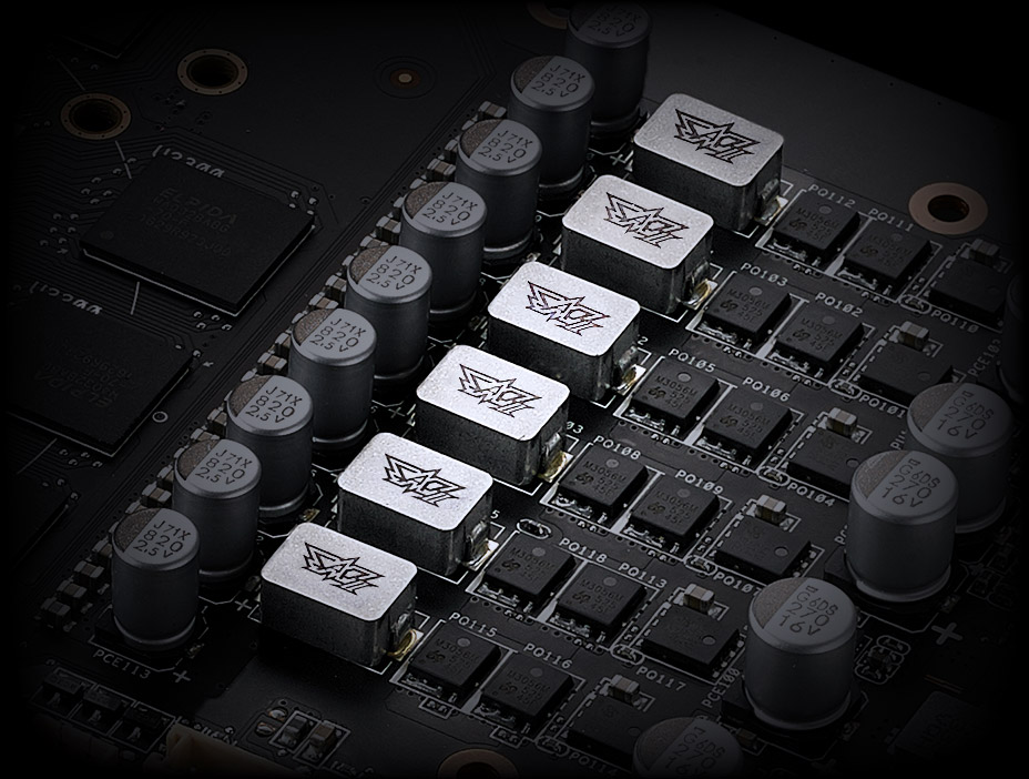 Card màn hình Asus 4GB ROG Strix RX570 O4G Gaming
