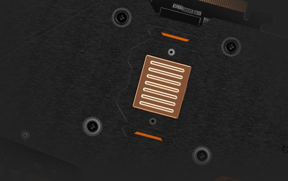 Card màn hình Gigabyte 11GB N108TAORUS-11GD