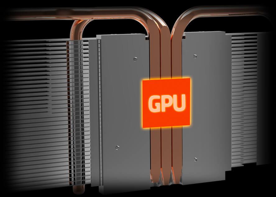Card màn hình Gigabyte 8GB RX580Gaming-8GD