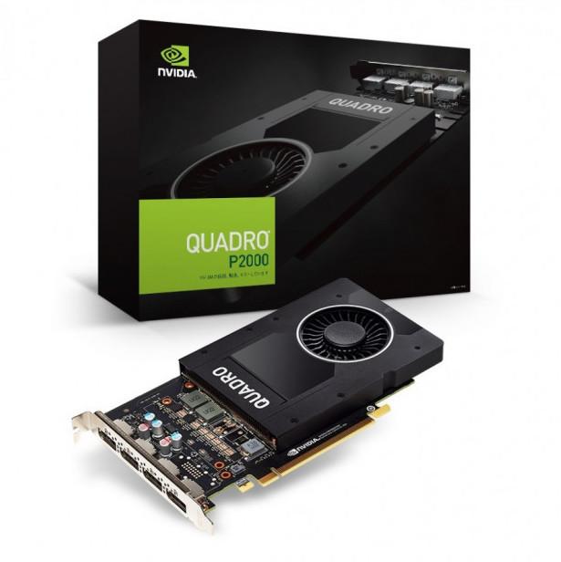 Card màn hình Quadro 5GB P2000