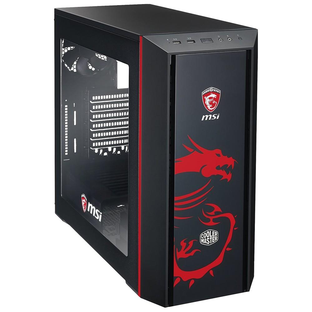 Thùng máy/ Case CM Masterbox 5 MSI Edition (No power)