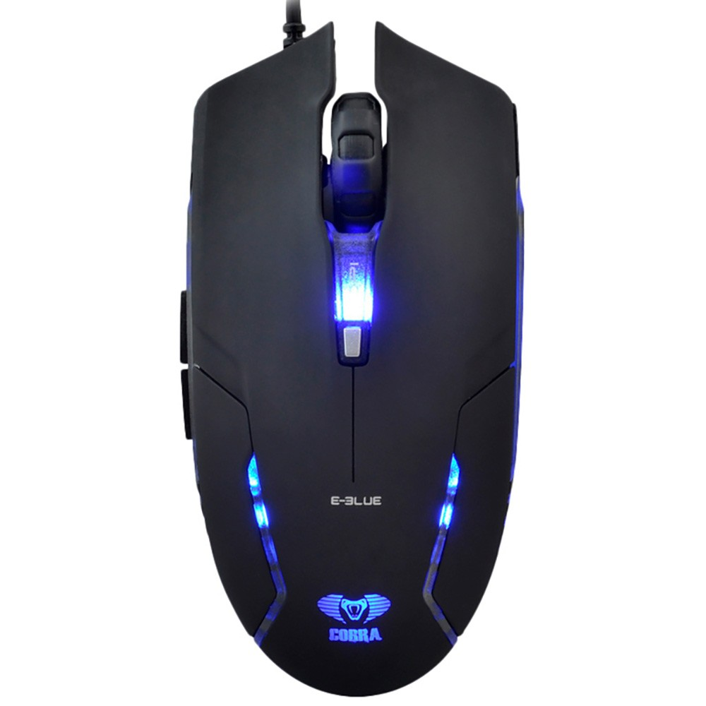 Chuột máy tính E-Blue Cobra II EMS151 (Đen)