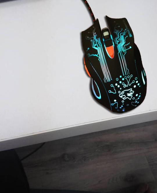 Chuột máy tính Sumtax Fox-2