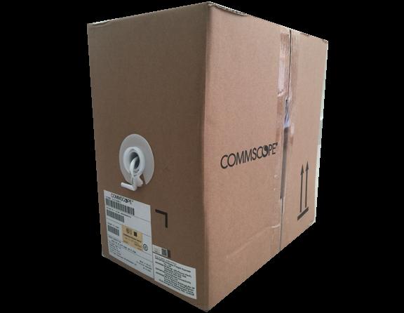 Cáp CommScope (AMP) chính hiệu 5e FTP (Thùng 305m)
