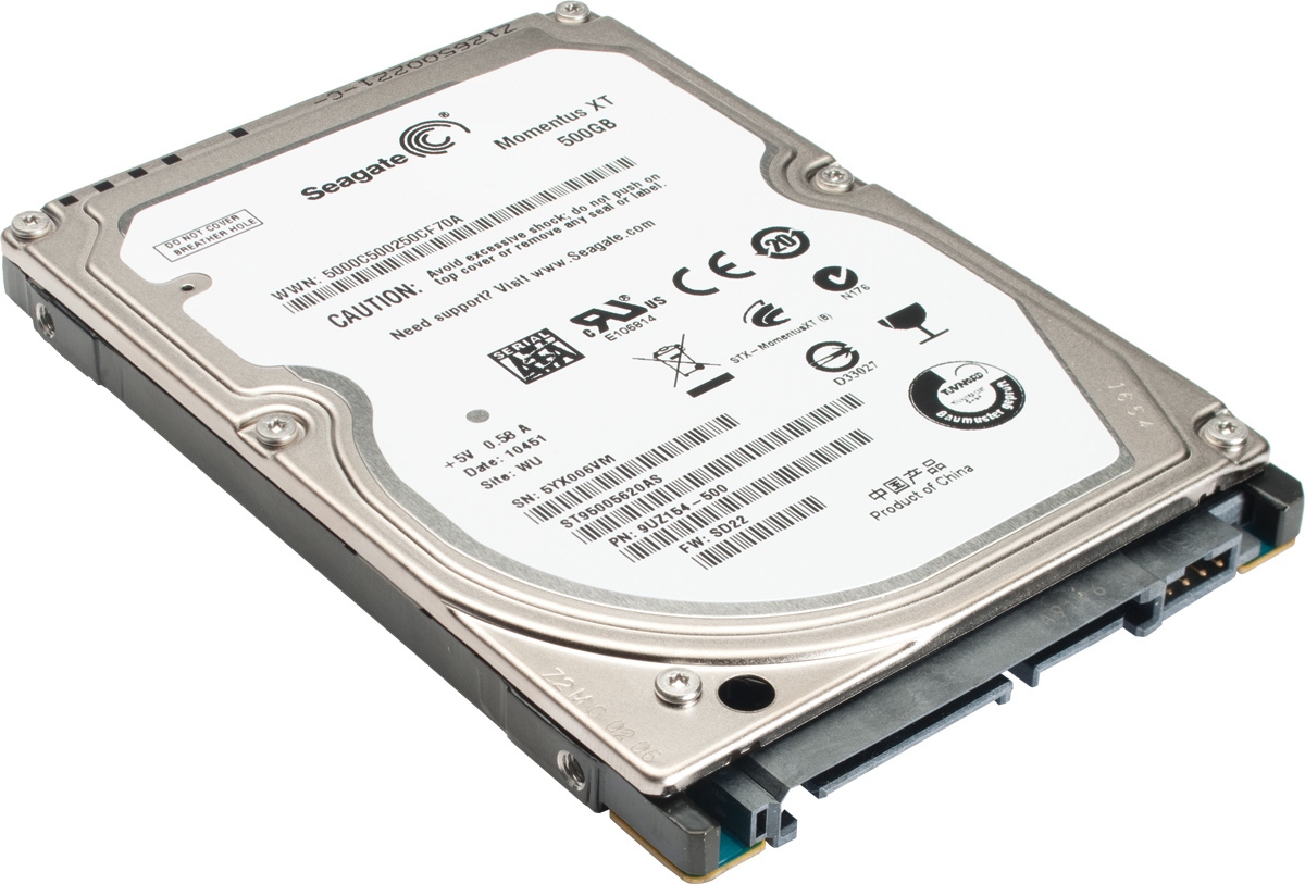HDD Seagate Firecuda 500 GB Sata 3 ( ST500LX025 )
