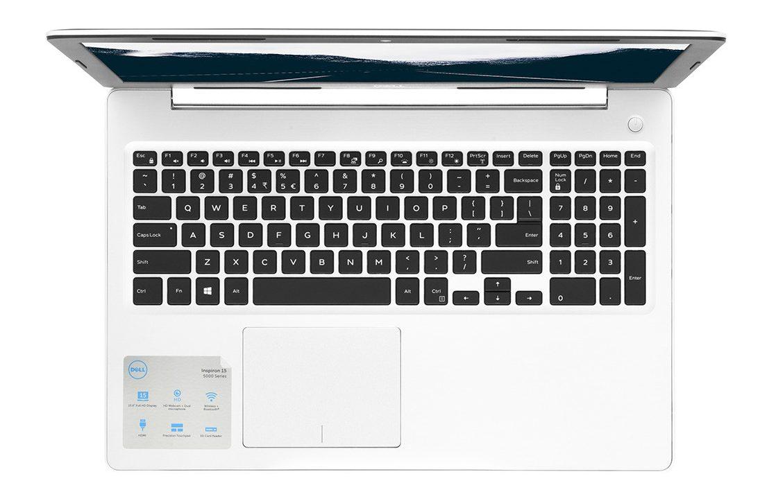Laptop Dell Inspiron 15 5570-M5I5413W (Bạc)