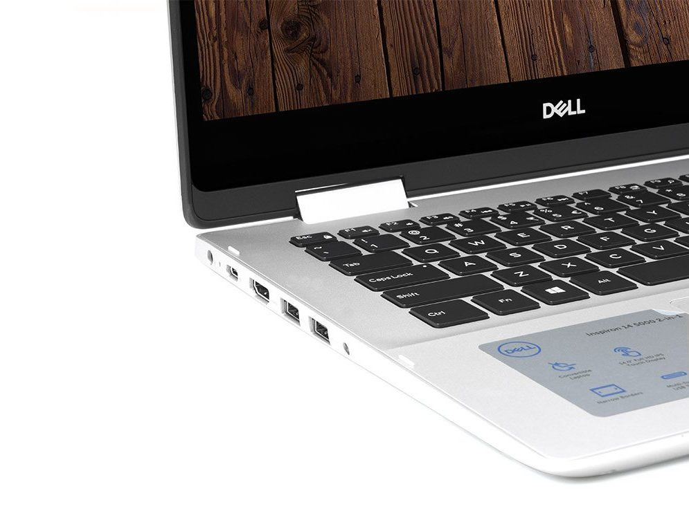 Laptop Dell Inspiron 5480-C2CPX1 (I7-8565U) (Bạc)