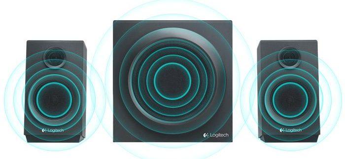 Loa Logitech Z333 (2.1)