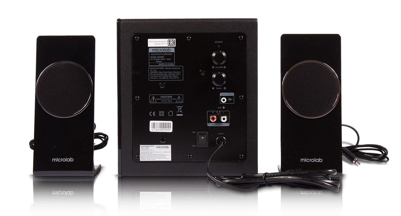 Loa Microlab M660BT 2.1