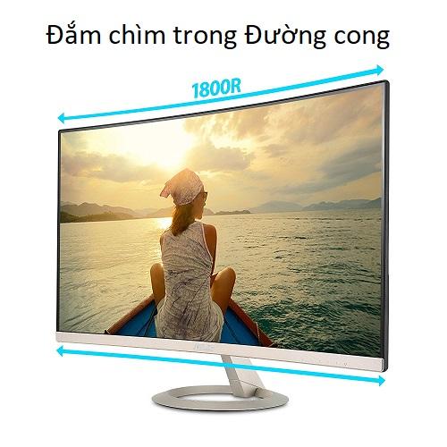 Màn hình LCD Asus 27 VZ27VQ