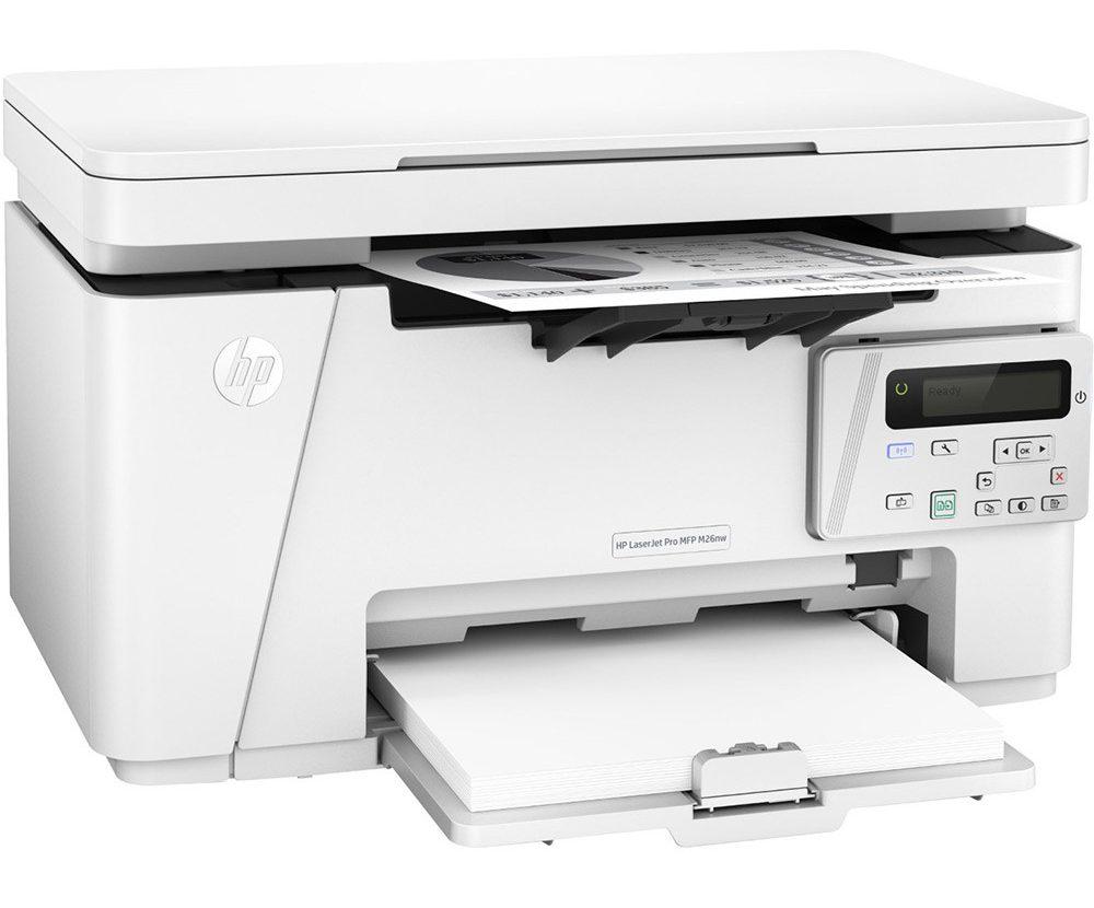 Máy in laser trắng đen HP Pro M26NW (T0L50A)-2