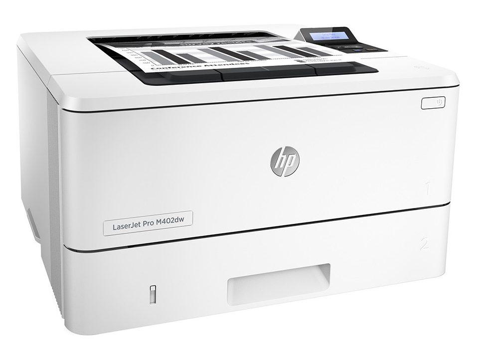 Máy in laser trắng đen HP M402DW (C5F95A)-1
