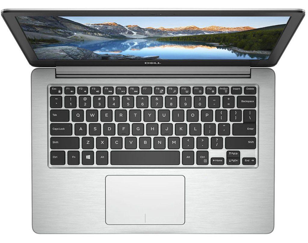Máy tính xách tay Laptop Dell Inspiron 5370-N3I3001W (Bạc)