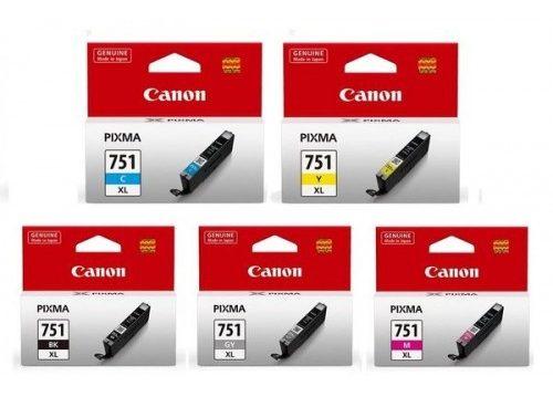 Mực in Canon CLI 751BK