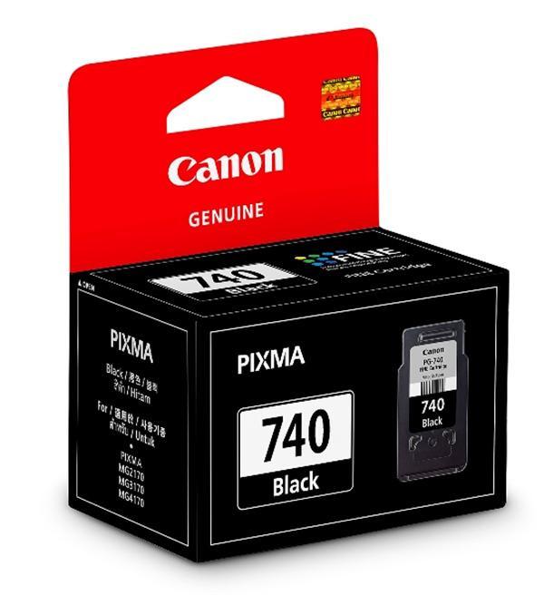Mực in Canon PG 740BK