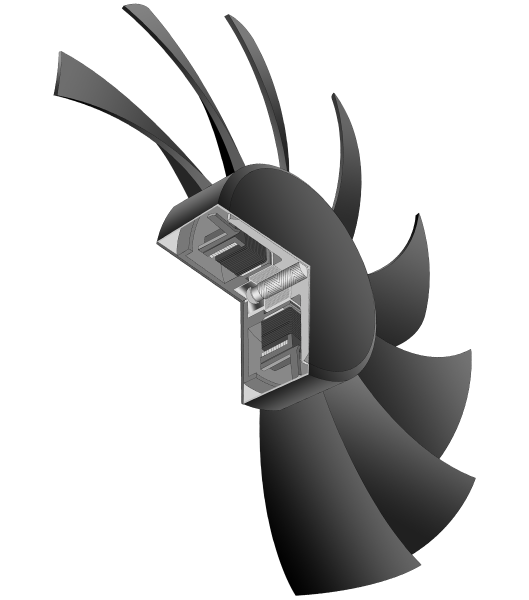Power SeaSonic 520W S12II-520