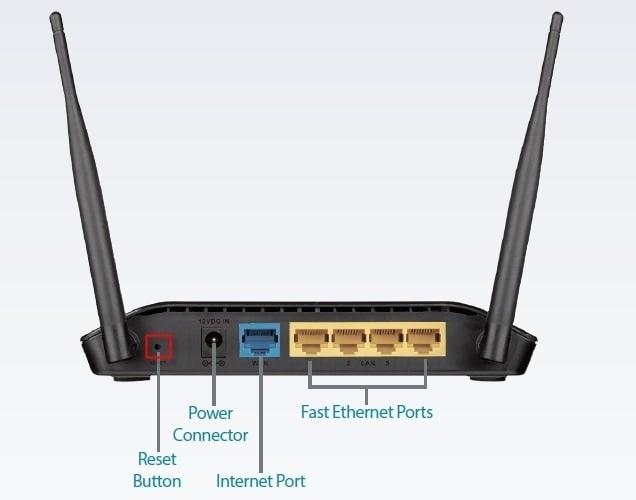 Router D-Link DIR 612 - Phong Vũ