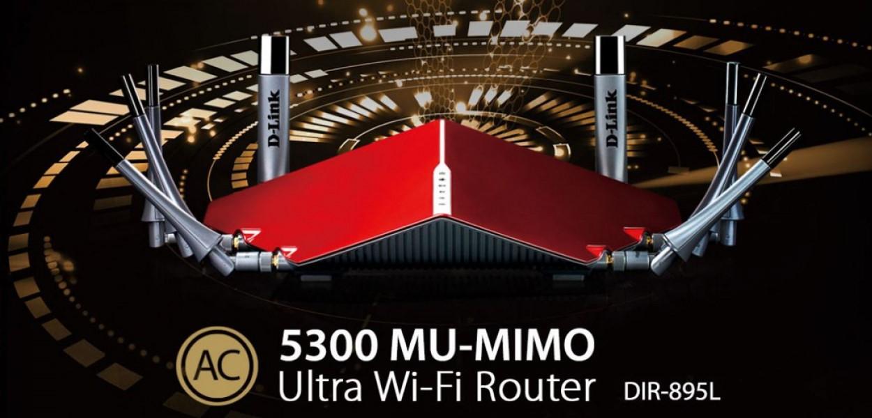 Router D-Link DIR 895L - Phong Vũ