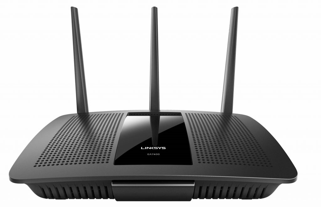 Router Linksys EA7500 - Phong Vũ