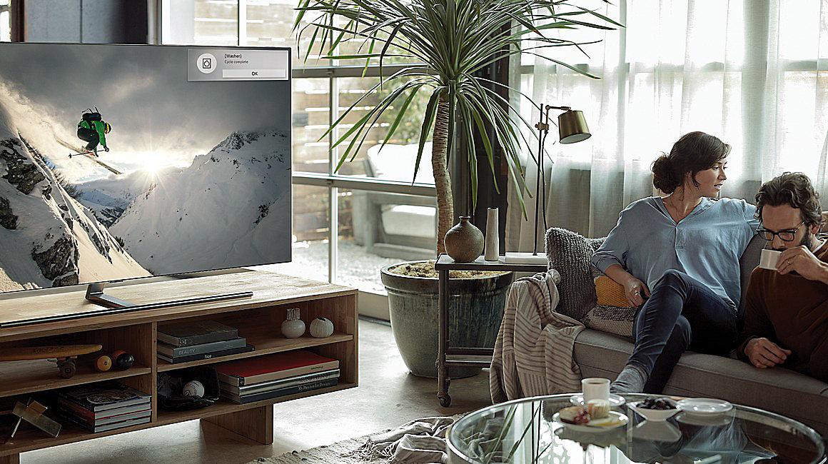 Samsung 4K QLED 75 inch Q7F 2018