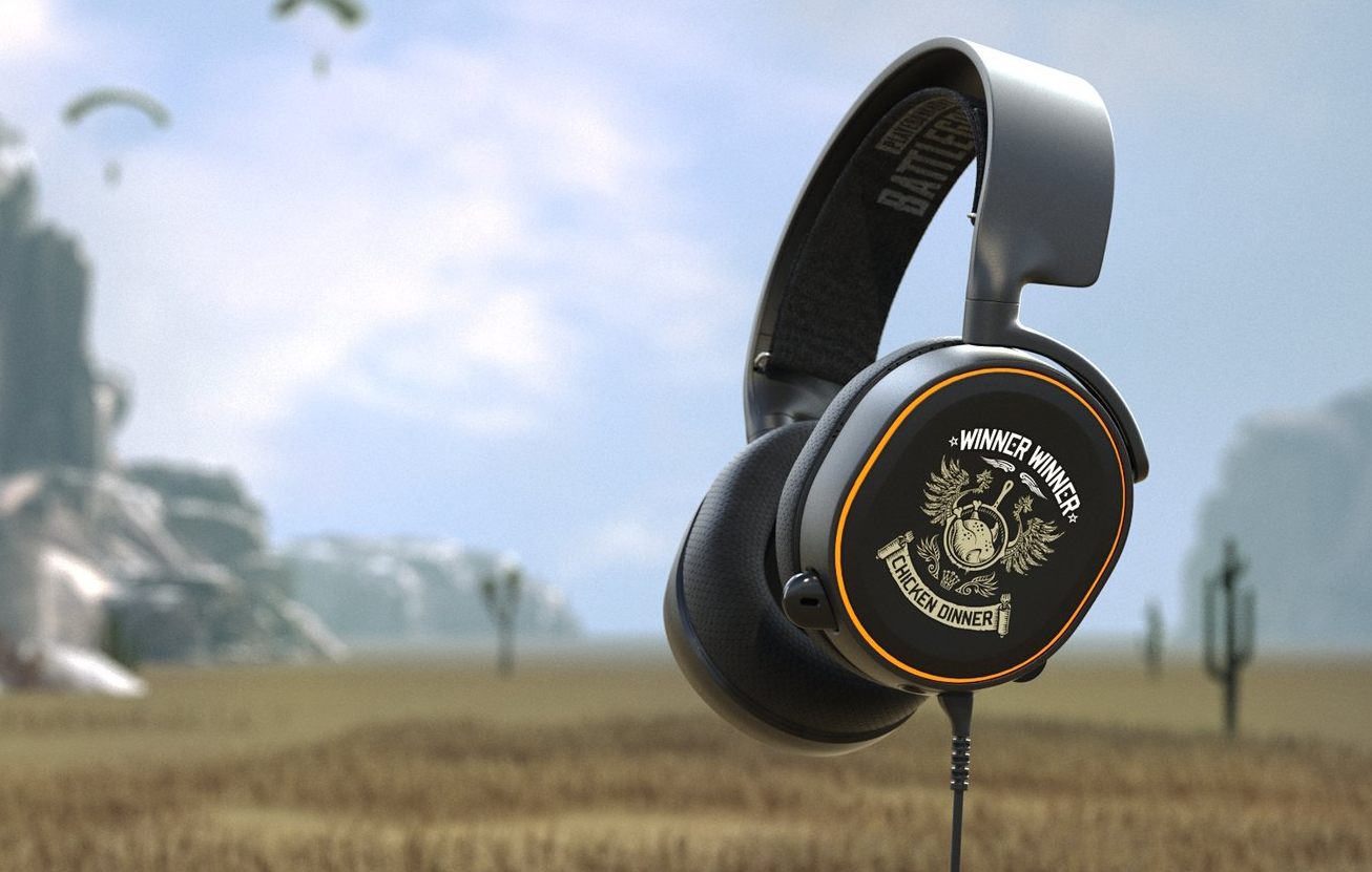 Steelseries Arctis 5PUBG Edition gaming headset - Phong Vũ