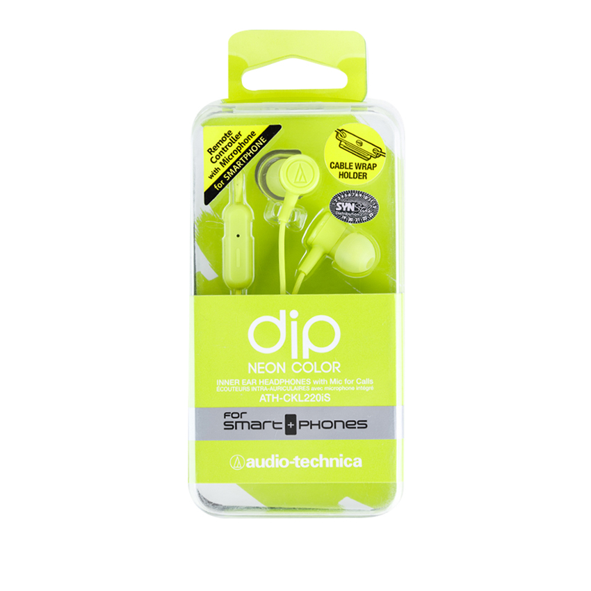 Tai nghe Audio-technica ATH-CKL220iSlGR